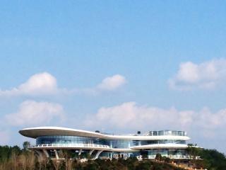 贵阳综合保税区中瑞商品展示中心与规划展览馆