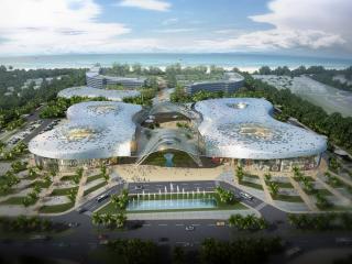 國旅海棠灣國際購物中心