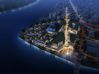 黄山花溪饭店改造项目
