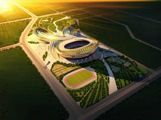 鄂尔多斯体育中心