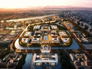 河北联合大学新校区规划