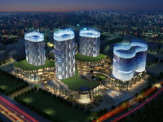 諾萬廣場商業綜合體項目方案設計