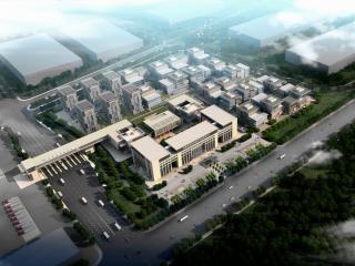 石家庄综合保税区产业大厦方案设计