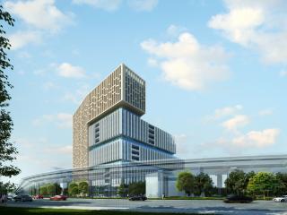 山東中醫藥大學第二附屬醫院綜合病房樓