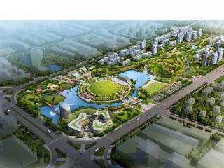 山东邹城择邻公园