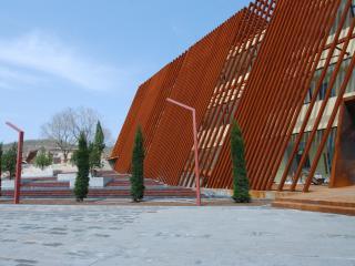 壶口抗日战争二战区纪念馆