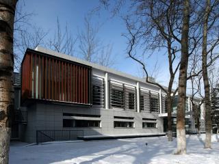外交学院办公楼