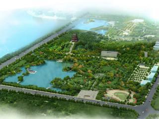 迁安市2015-2017海绵城市建工程(黄台山公园)