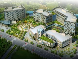 张江医疗器械产业园2号地块产业配套工程