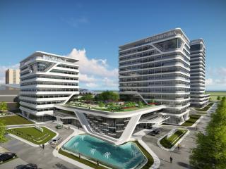 秦皇岛开发区和信广场酒店办公综合体