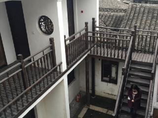 上海新场古镇洪东街民宿