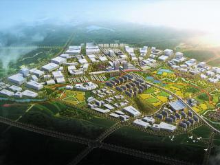 潼湖生态智慧区国际合作产业园控制性详细规划