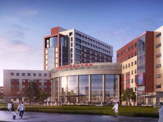 长治和平医院改造项目