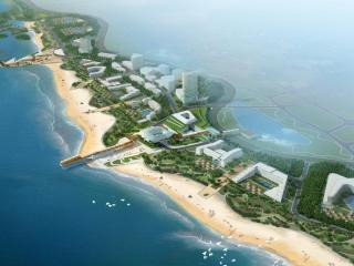 同安湾酒店群及地标建筑概念规划