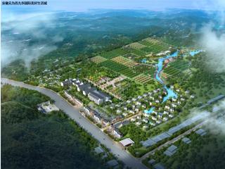 安徽无为西九华国际美好生态城