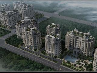 华漕现代商务区E3F1地块规划