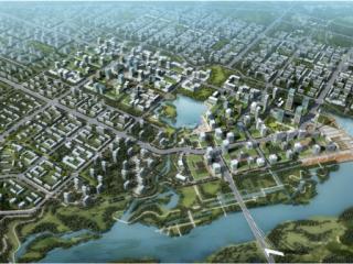 通辽西辽河新城国际城市设计竞赛