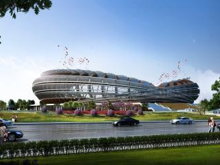 廣西崇左市體育中心