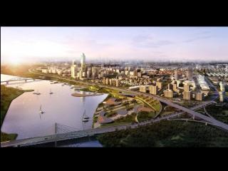 东塔机场改造城市设计