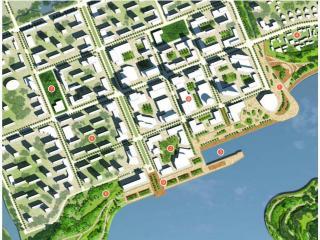 东营鸣翠湖滨水地区城市设计导则