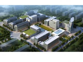 新绛金融商贸核心区城市设计