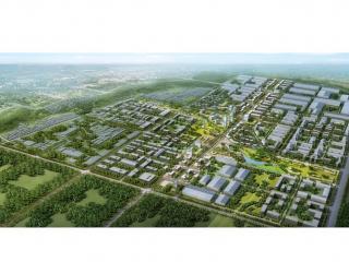 新绛县轻纺产业园控制性详细规划