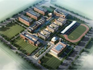 丰宁第一中学建筑设计