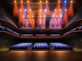 重慶市國泰藝術中心黑匣子劇場