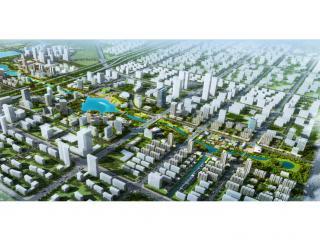 郑州滨河国际新城中央滨水商业区城市设计