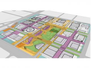 北京 CBD 公共区域城市设计