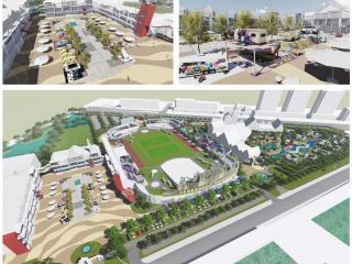 天津中盈房车乐园项目概念方案设计