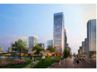 郑州高新区城镇综合建设项目城市设计