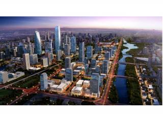 湖州南浔华夏产业新城概念规划设计