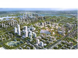 滨海经济区 战略咨询细规划咨询及城市设计