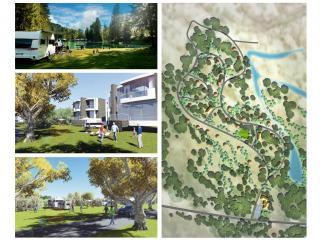 杰德秀国家露营公园总体规划