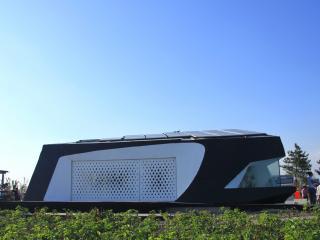 太阳能建筑