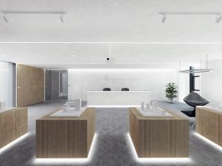 中建上海办公室室内设计
