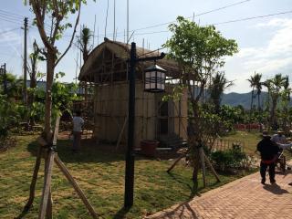 海南省東方市感城鎮陀頭村園林景觀工程