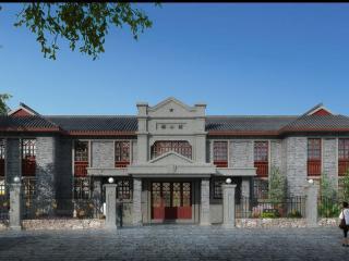 阆中古城榕公馆