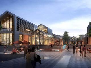 龙坞小镇工业区改造
