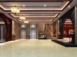 曼谷浙商大酒店室内设计