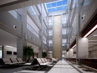 杭州市行政服务新中心室内设计