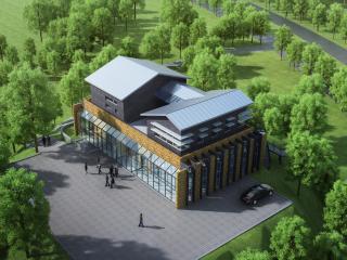 石景山区五里坨青山公园文化站