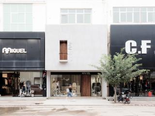 服裝店設計