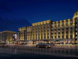 呼和浩特新城区综合改造照明工程海拉尔标段