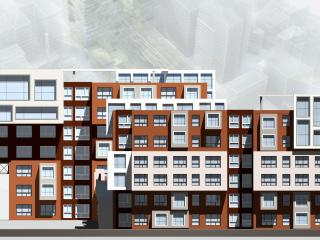 哈巴北区多层住宅项目