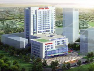 锦州市中心医院扩建门诊病房楼设计方案