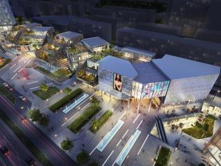鹏润集团城市综合体项目