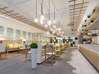 福诺移动通信技术有限公司员工餐厅修缮项目