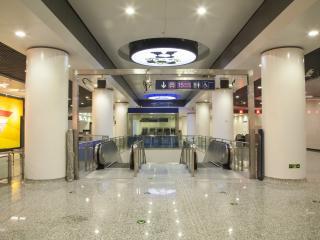 北京地铁7.14.15号线车站公共区设计